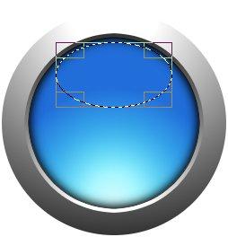 Как создать круглую кнопку в c
